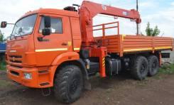 Kanglim KS1256G-II. КМУ Камаз 43118 с , 11 700куб. см., 7 000кг.