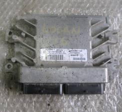 Блок управления двс. Renault Duster Renault Logan Двигатели: K7M, K7J, K4M