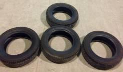 Dunlop SP Winter ICE 01. Зимние, шипованные, износ: 20%, 4 шт