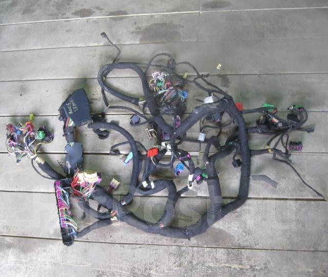 Проводка акпп. Audi A6, C5