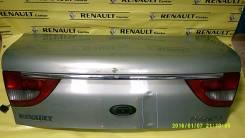 Дверь багажника. Renault Megane