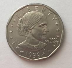 1 доллар США 1999 года