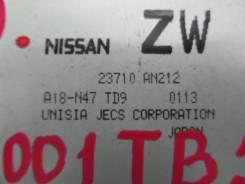 Блок управления двс. Nissan Cube, AZ10 Nissan March, AK11 Двигатель CGA3DE