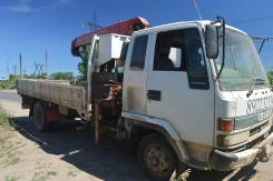 Isuzu Forward. Кран борт Исузу, 8 000 куб. см., 5 000 кг., 10 м.