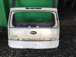Дверь багажника. Kia Soul, PS