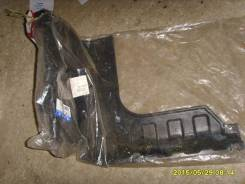 Пыльник двигателя боковой Kia Rio, правый