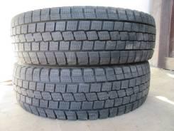 Dunlop DSV-01. Зимние, без шипов, 2010 год, износ: 20%, 2 шт