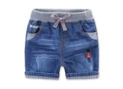 Шорты джинсовые. Рост: 86-98, 98-104 см
