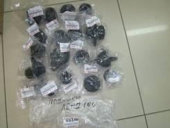 Подушка кузова. Lexus LX470, UZJ100 Toyota Land Cruiser, HDJ101, FZJ100, FZJ105, HZJ105, HDJ100, UZJ100 Двигатели: 2UZFE, 1HZ, 1HDT, 1FZFE, 1HDFTE