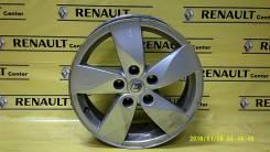 Renault. 6.5x16, 5x114.30, ET47, ЦО 66,1мм.