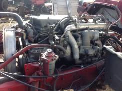 Двигатель в сборе. Isuzu Forward