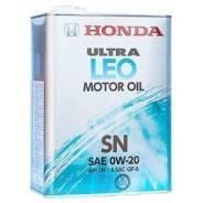 Honda. Вязкость 0W-20, синтетическое