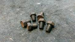 Болт маховика. Mazda: Eunos 500, Premacy, 323, Familia S-Wagon, Familia, Capella Двигатель FPDE