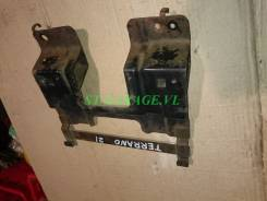 Рамка для крепления номера. Nissan Terrano, LBYD21, WBYD21, WHYD21