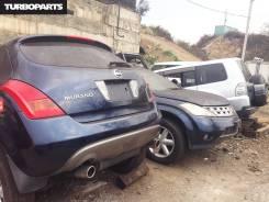 Глушитель. Nissan Murano, TZ50, PNZ50, PZ50 Двигатели: QR25DE, VQ35DE
