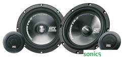 Акустика MTX TX265S 16.5см, компонентная акустика 260 Ватт