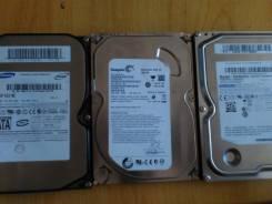 Жесткие диски. 1 160 Гб, интерфейс SATA