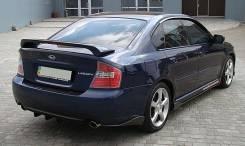 Subaru Legacy. Продам ПТС 2006 г. в. Левый руль
