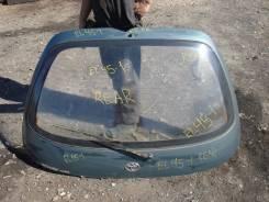 Дверь багажника. Toyota Corolla II, EL41, EL43, EL45 Toyota Corolla 2, EL41, EL43, EL45 Двигатели: 4EFE, 5EFE, 5EFHE