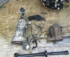 Механическая коробка переключения передач. Toyota Supra Двигатель 2JZGTE. Под заказ