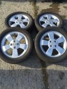 Chevrolet. 4.5x15, 4x100.00, ET45
