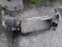Рамка радиатора. Toyota Corolla, CE106 Двигатель 2C