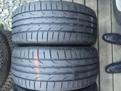 Dunlop Direzza DZ102. Летние, 2014 год, износ: 10%, 2 шт