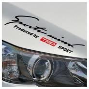Наклейка. Toyota Sports