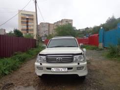 Toyota Land Cruiser. автомат, 4wd, 4.7 (233 л.с.), бензин