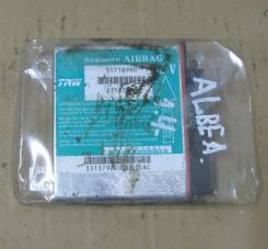 Блок управления airbag. Fiat Albea