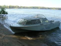 Амур 2. Год: 1993 год, длина 5,60м., двигатель стационарный, 135,00л.с., бензин