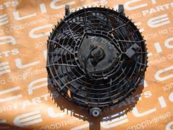 Вентилятор радиатора кондиционера. Toyota Corolla Levin, AE111 Двигатель 4AGE