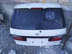 Дверь багажника. Toyota Estima, ACR30 Двигатель 2AZFE