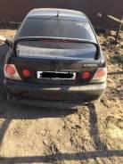 Спойлер. Toyota Altezza Toyota Celica