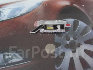 Эмблема решетки. Audi 80 Двигатель ABT