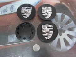 Ступичные колпачки Porsche (Черные). Porsche 911 Porsche Cayman Porsche Cayenne Porsche Panamera