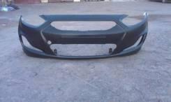 Бампер. Hyundai Accent Hyundai Solaris