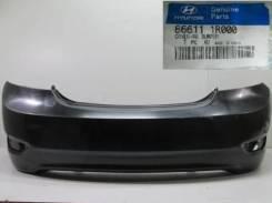 Бампер задний Hyundai Solaris 10-14 4D