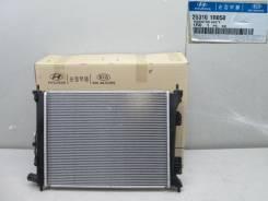Радиатор охлаждения двигателя. Hyundai Solaris Kia Rio. Под заказ