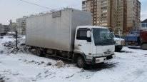 Nissan Diesel UD. Продам грузовик ниссан дизель, 9 200 куб. см., 5 000 кг.