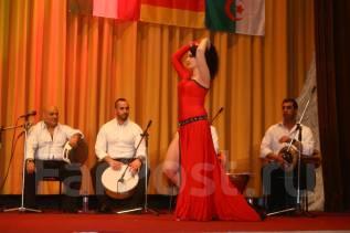 Танец живота для начинающих на ост, Луговой