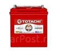 Totachi. 40 А.ч., правое крепление, производство Япония