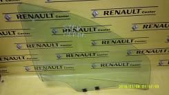 Стекло боковое. Renault Sandero