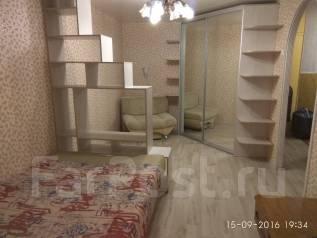 1-комнатная, улица Адмирала Кузнецова 52. 64, 71 микрорайоны, частное лицо, 33 кв.м. Комната