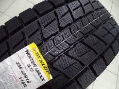Dunlop Winter Maxx SJ8. Зимние, без шипов, 2015 год, без износа, 4 шт