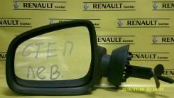 Зеркало заднего вида боковое. Renault Sandero Stepway
