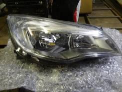 Оптика. Opel Astra
