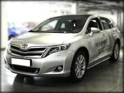 Обвод порога d-53 Toyota Venza. Под заказ