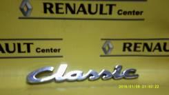 Эмблема. Renault Megane