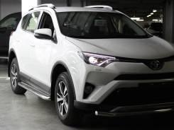 Пороги лист d-53 Toyota RAV-4 2015. Под заказ